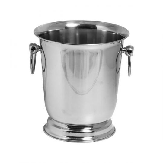 Bar Butler - 4 Litre Footed Wine Bucket With Handles