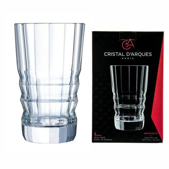 Cristal Darques - Architecte Vase 2.73L