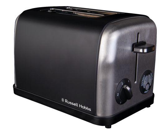 Russell Hobbs - 13975 2 Slice Toaster Black