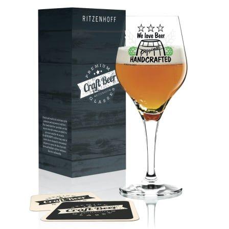 Ritzenhoff - Craft Beer Glass H.Haben
