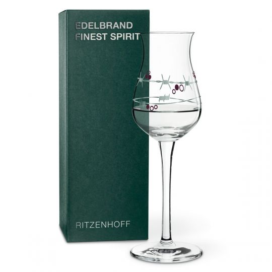 Ritzenhoff -  Next Finest Spirits Schnapps Glass A.Wilson