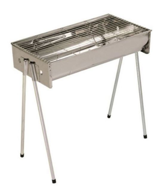 Metalix - Large Braai (Stainless Steel)