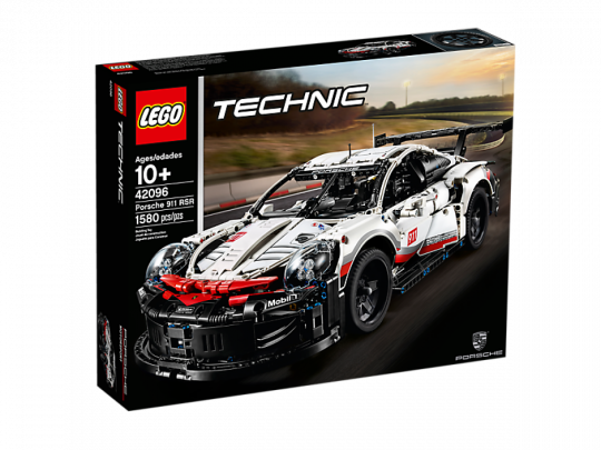 Technic - Porsche 911RSR