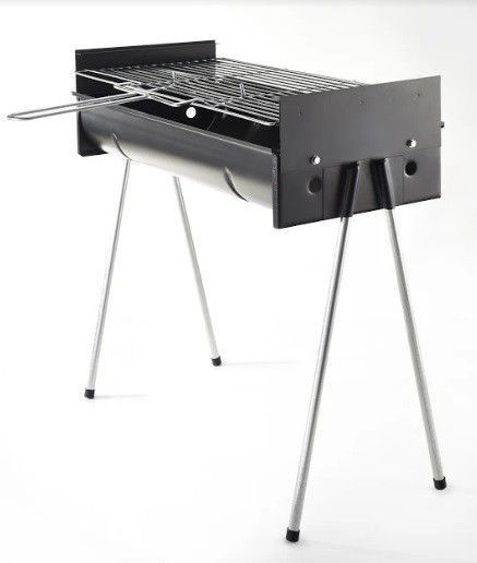 Metalix - Large Adjustable Braai