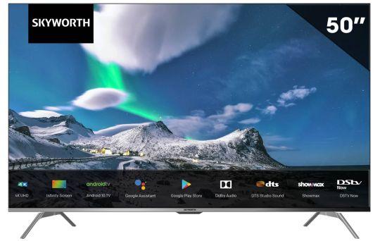 Skyworth - 50 inch UHD Android 10.0 TV
