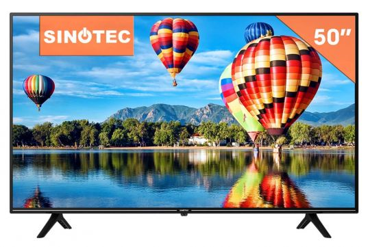 Sinotec - 50 inch Ultra HD Android LED TV