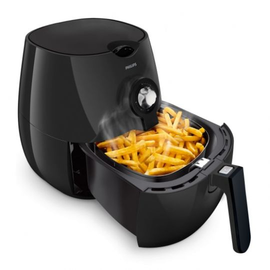 Philips -  Daily Collection Airfryer 800g Black