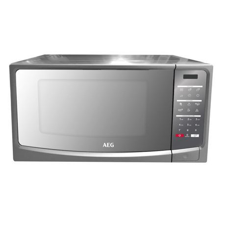 AEG - 42L Solo Freestanding Microwave Silver