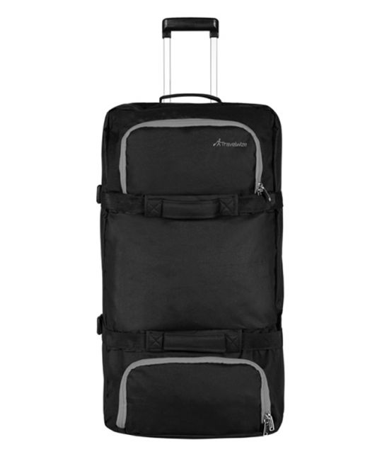 Travelwize  - Andy Sandwich Duffle 120L Blk/Dk Grey