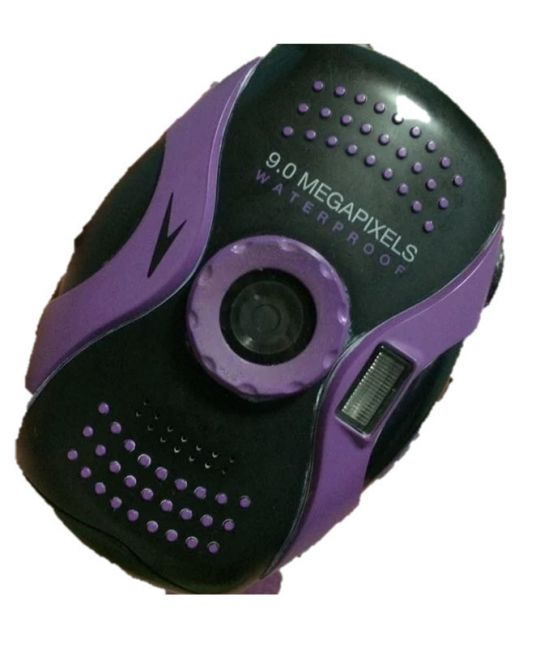 Speedo - Waterproof digital camera 9MP Purple