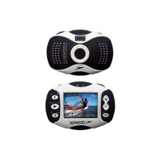 Speedo - Waterproof digital camera 9MP White
