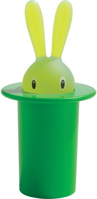 Alessi - Toothpick holder green