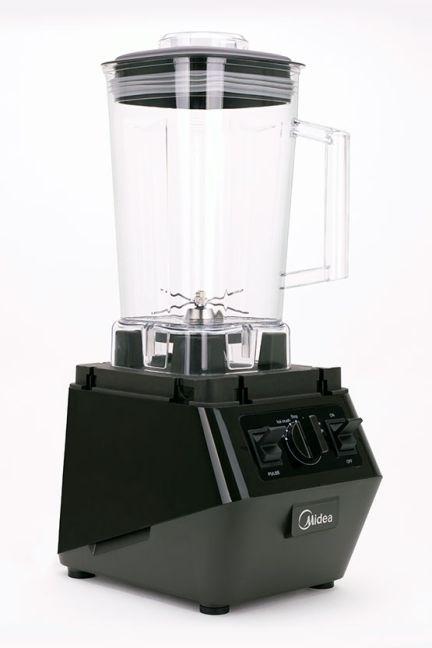 Midea - Blender Xtreme Glass Jug Blend 2L 2200W-Black