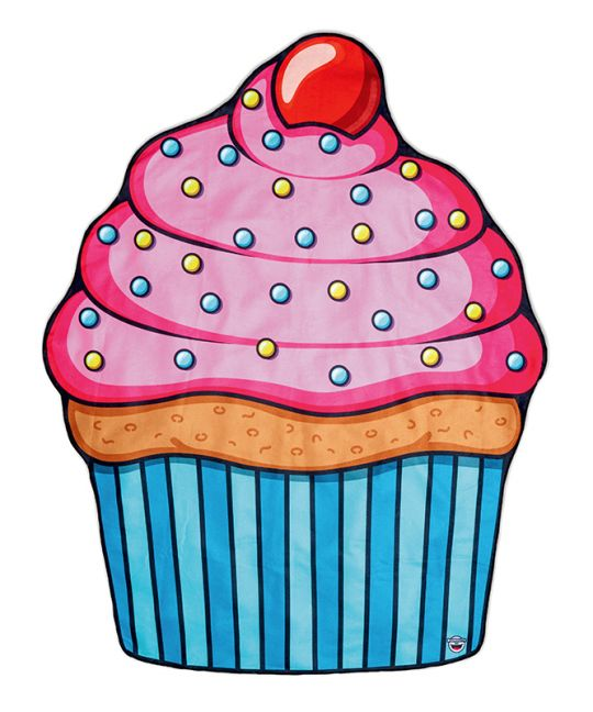 BigMouth - Cupcake Beach Blanket