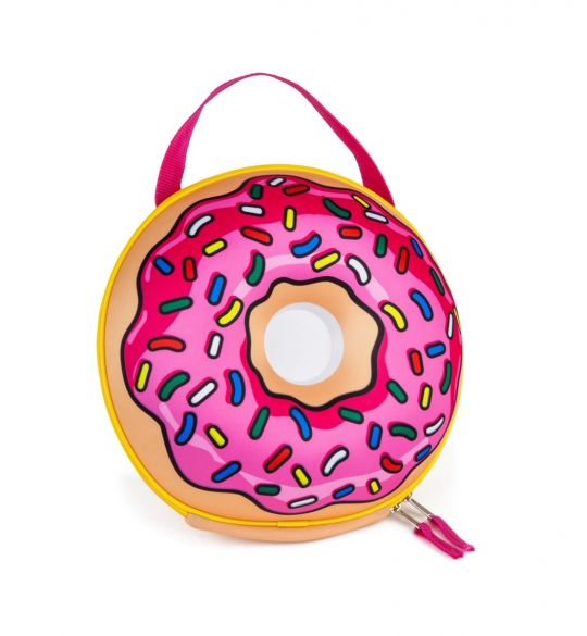 BigMouth - Pink Donut Lunch Bag