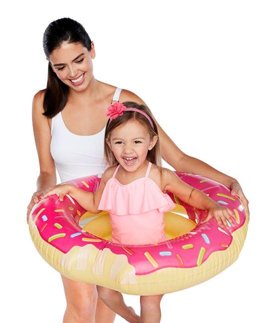 BigMouth - Pink Donut Lil' Float
