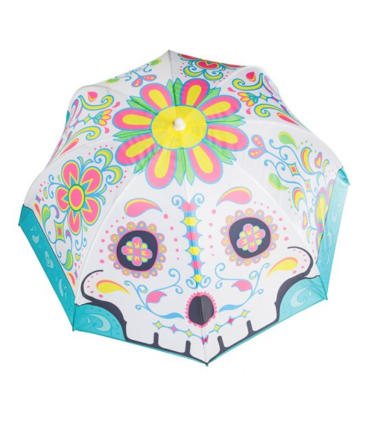 BigMouth - SugarSkull Beach Umbrella