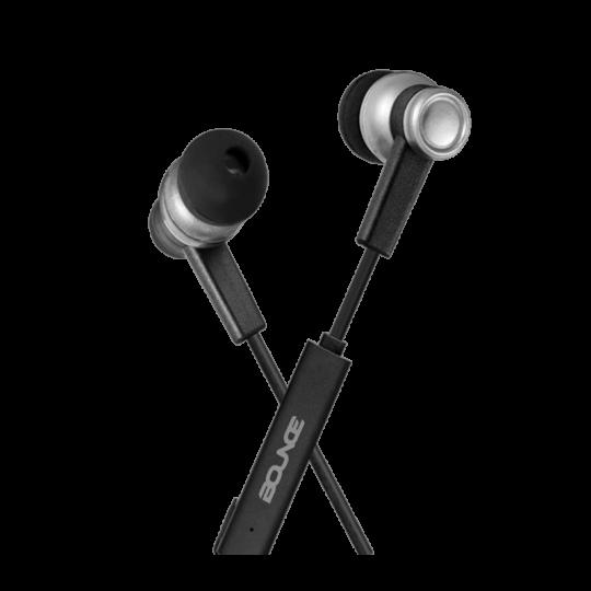Bounce - Tango Bluetooth Earphones - Black/Gunmetal