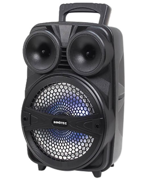 Sinotec - Portable Mini Trolly Speaker With Bluetooth