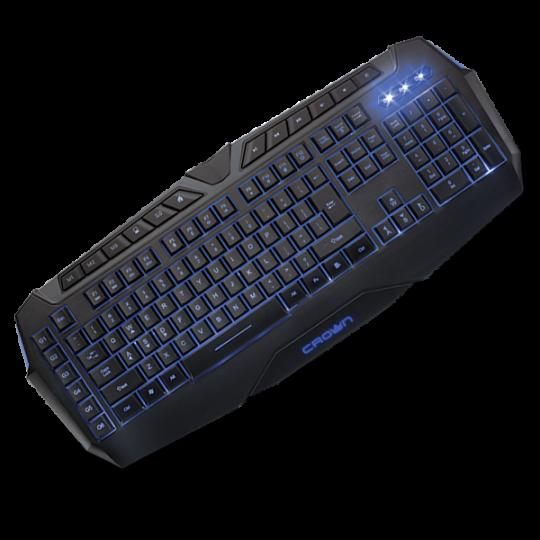 Crown - CMK-303 Gaming Programable Keyboard