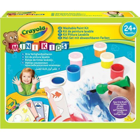 Crayola My First Painting Kit