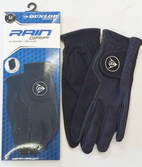 Dunlop -  Men's Pair of Rain Glove MEDIUM