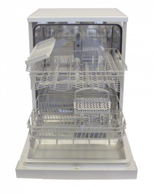 Midea - 13 Place Dishwasher Stainless Steel