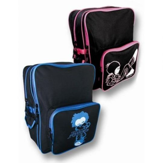 Blue Juice - No.10 Zip Backpack (Blue)