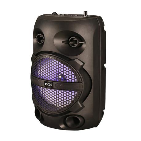 "Ecco - MV88M8 ECCO 6.5"" Rechargeable Portable Party Speaker"