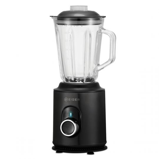 Eiger - Vortex Series 550W 1.5l Jug Blender with Grinding Attachment