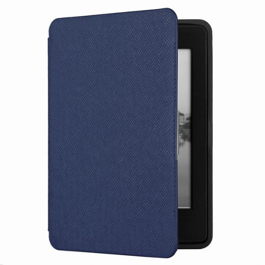 Generic Cover For Amazon Kindle Paperwhite Waterproof (10th Gen - 2018 Model) Dark Blue