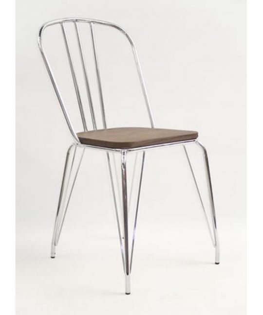 Mad Chair - Replica Hairpin Chair - Galvanised