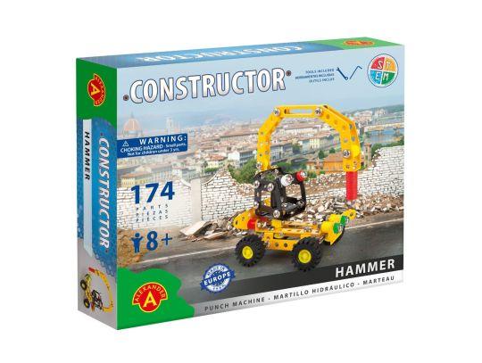 Alexander Constructor - Hammer Punch Machine