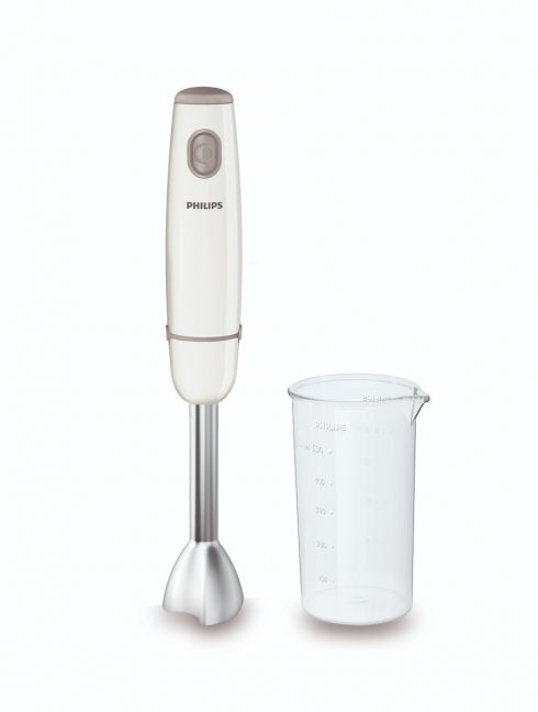 Philips - Daily Collection Hand Blender (White)