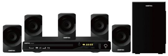 Sinotec - 36W 5.1Ch Home Theatre System