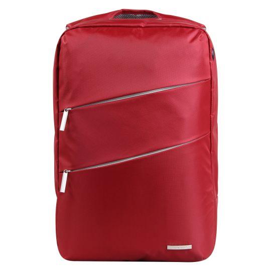 "Kingsons - 15.6"" laptop backpack red"