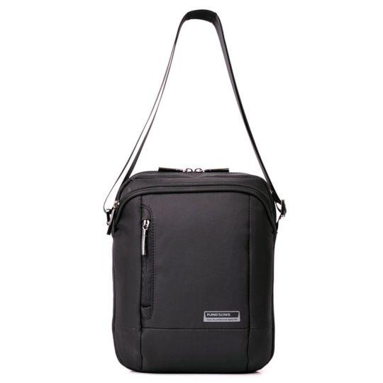 """Kingsons - 10.1"""" black shoulder Tablet bag - Elite black series"""