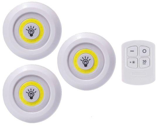 ECCO - LED Lights (pack of 3)