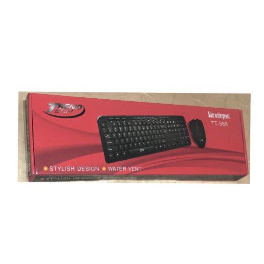 Kolitron - USB Keyboard and Mouse Combination