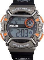 Xonix - NX-002 Men's Digital Black/Orange