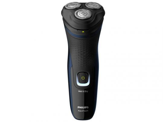 Philips - Wet or Dry electric shaver 3HD CB W/Trim
