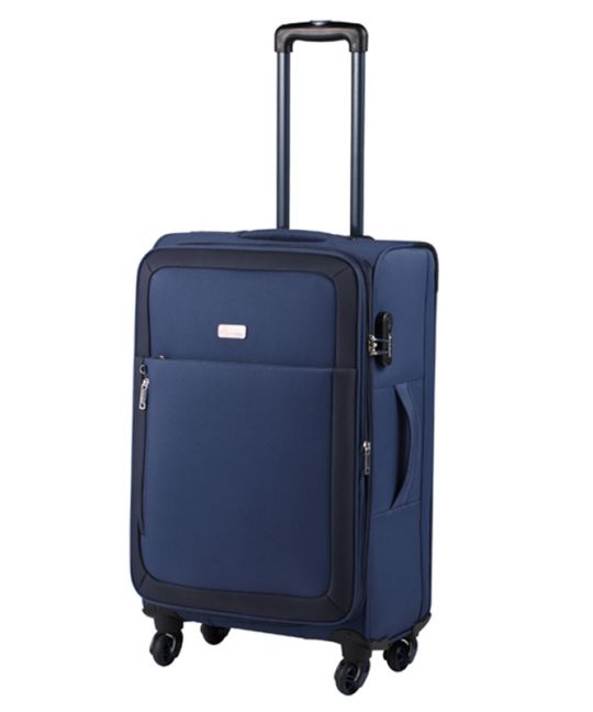 Travelwize Luggage  - Polar Series 60cm Navy Blue