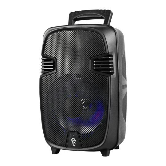 "Pro Bass - Blast 8"" series Bluetooth Speaker - Black"