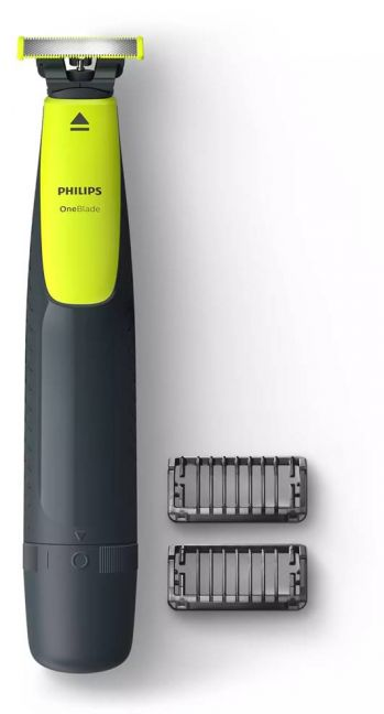 Philips - Oneblade Wet & Dry Trim/Shave/Edge (Blister Pack)