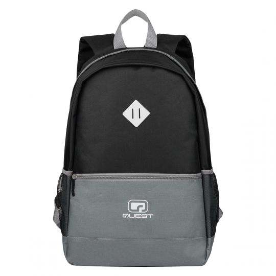 Quest - Contrast Backpack Black/Grey
