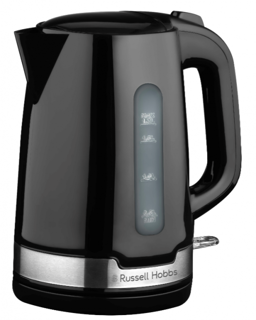 Russell Hobbs - RHPBK02 Gloss Kettle Black