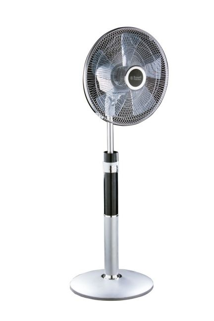 Russell Hobbs - RHPFG200 Luxury Grey Pedestal Fan & Remote