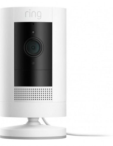 Ring - Indoor Cam Wired - White