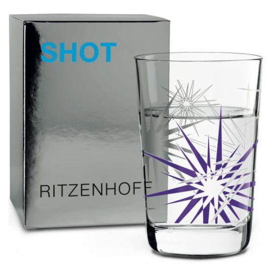 Ritzenhoff - Next Shot schnapps glass A. St James(Stars)