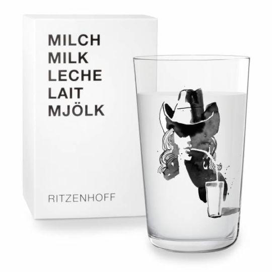 Ritzenhoff - Milk Glass P. Pichler